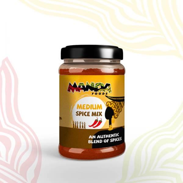 Manda Foods – Medium Spice Mix