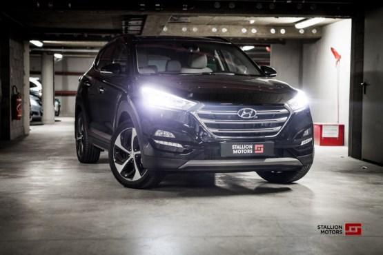 Hyundai Tucson - Stallion Motors