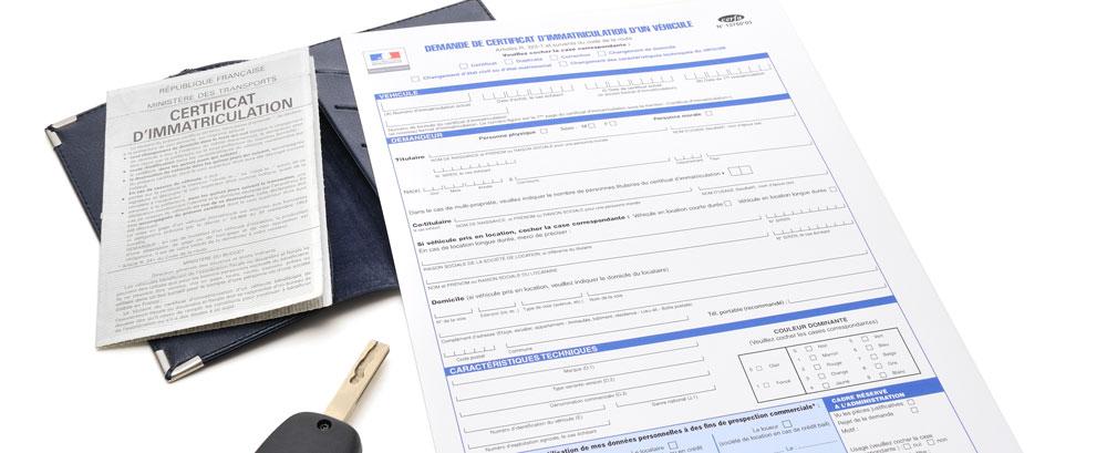 certificat provisoire d immatriculation