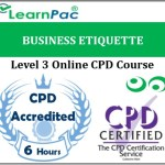 Business Etiquette – Online Training & Certification