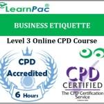 Business Etiquette – Online Training & Certification 1