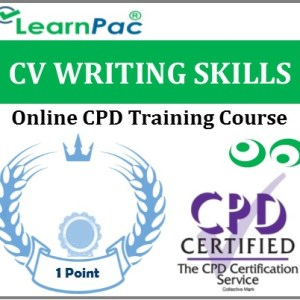 CV Writing Skills - Online CPD Accredited Course