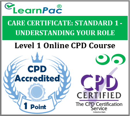 Care Certificate Standard 1 – Understanding Your Role – Online Training Course 1
