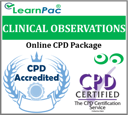 Clinical Observations Training Course - Online CPD Accredited Training Course