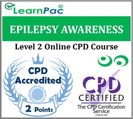Epilepsy Awareness Training - Level 2 - Online CPD Accredited Course