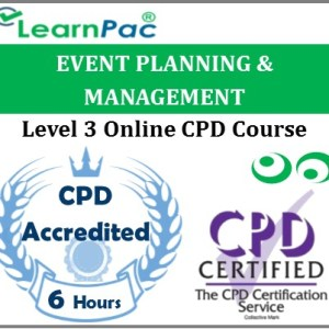 Event Planning & Management – Online Training & Certification