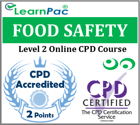 Food Safety Training | Level 2 Online CPD Accredited Training Course 1
