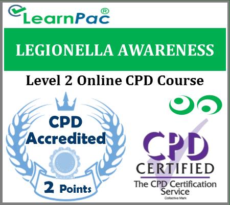 Legionella & Legionnaires Awareness Training – Level 2 Online CPD Accredited Course 1
