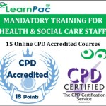 Mandatory Training for Health & Social Care Staff (15 Online CPD Courses) – CQC Compliant – MTG 1