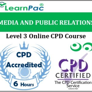 Media And Public Relations – Online Training & Certification