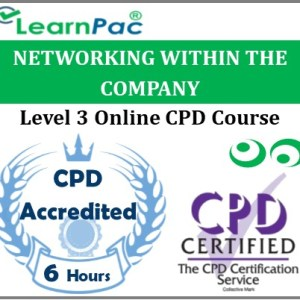 Networking Within the Company – Online Training & Certification