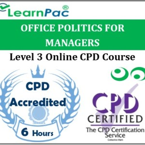Office Politics For Managers – Online Training & Certification