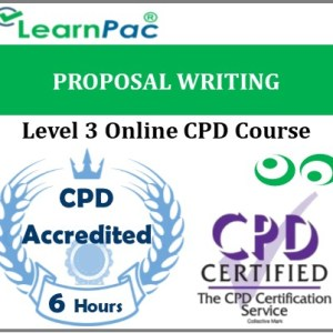 Proposal Writing - Online Training & Certification