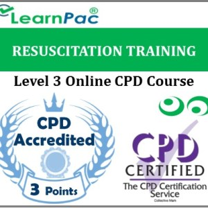 Resuscitation Training Level 3 - Immediate Life Support - Online Training Course