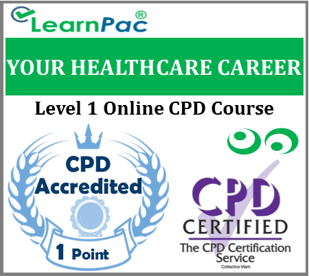 Your Healthcare Career Training – Level 1 Online CPD Accredited Course 1