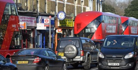 Traffic pollution 'linked to 19% of new UK childhood asthma cases'- The Mandatory Group UK -