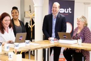 Prince William launches national 24/7 mental health text service amid call for 3,000 volunteers - The Mandatory Training Group UK -