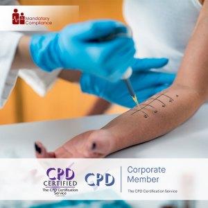 Anaphylaxis Awareness Training - Level 2 - Online Training Course - CPDUK Accredited - Mandatory Compliance UK -