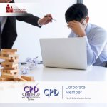 Bullying and Harassment at Work – Level 2 – Online Training Course – CPDUK Accredited – Mandatory Compliance UK –