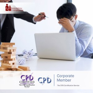 Bullying and Harassment at Work – Level 2 - Online Training Course - CPDUK Accredited - Mandatory Compliance UK -