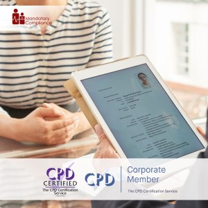 CV Writing Skills - Online Training Course - CPDUK Accredited - Mandatory Compliance UK -