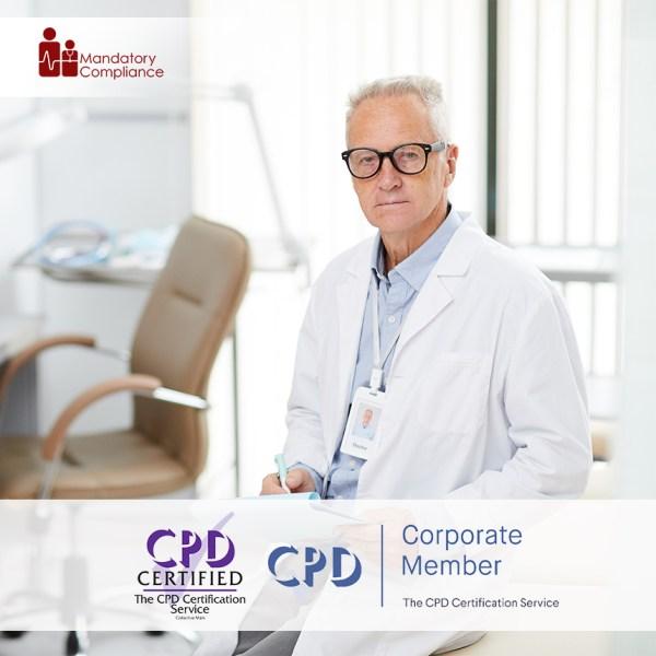 Candidate Mandatory Training Courses – Online Training Course – CPD Accredited – Mandatory Compliance UK –