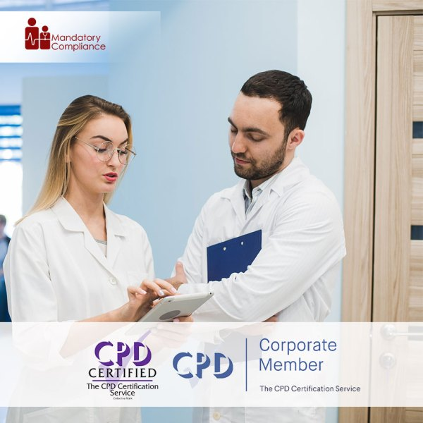 Care Planning and Record Keeping – Level 2 – Online Training Course – CPDUK Accredited – Mandatory Compliance UK –