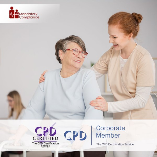 Chaperone Training for Health and Care – Online Course – CPDUK Accredited – Mandatory Compliance UK –