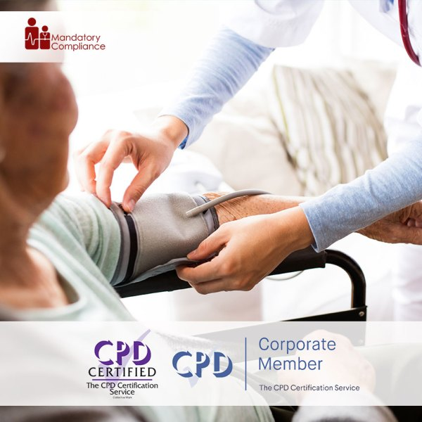 Clinical Observations – Online Training Course – CPDUK Accredited – Mandatory Compliance UK –