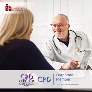 Consent in Health and Social Care – Level 2 - Online Training Course - CPDUK Accredited - Mandatory Compliance UK -