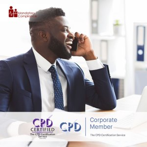 Coping with Stress at Work - Online Training Course - CPDUK Accredited - Mandatory Compliance UK -