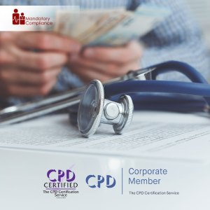 Counter Fraud, Bribery and Corruption in the NHS - Online Training Course - CPDUK Accredited - Mandatory Compliance UK -