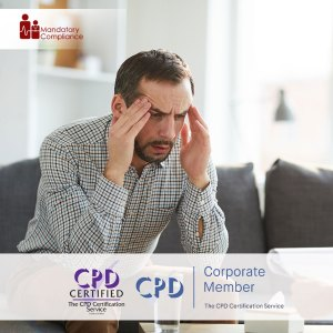 Dementia Awareness - Online Training Course - CPDUK Accredited - Mandatory Compliance UK -