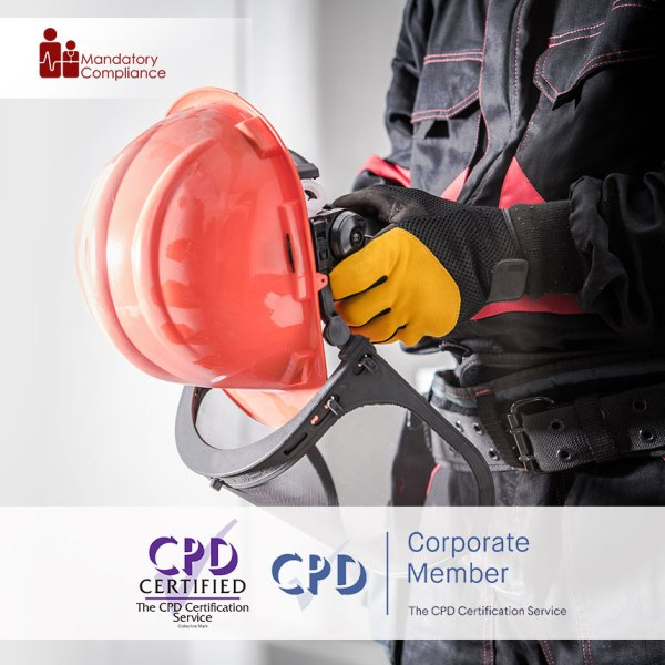 Health and Safety at Work – Level 2 – Online Training Course – CPDUK Accredited – Mandatory Compliance UK –