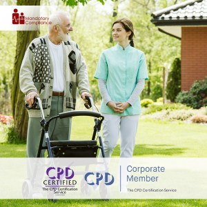 Mandatory Training for Care Staff and Care Workers - Online Training Course - CPD Accredited - Mandatory Compliance UK -