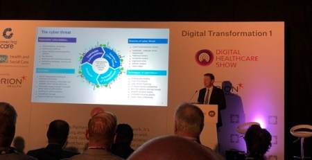 NHS Digital cyber chief puts emphasis on 'protecting patient information' - The Mandatory Training Group UK -