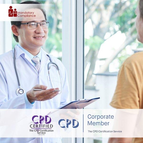 Preventing Radicalisation – Online Training Course – CPDUK Accredited – Mandatory Compliance UK –