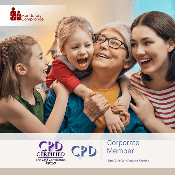 Safeguarding Adults and Children – Online Training Course – CPD Accredited – Mandatory Compliance UK –