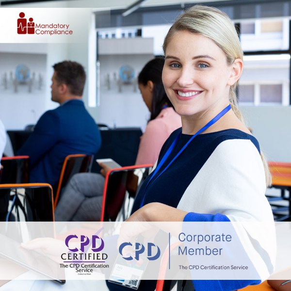 Your Personal Development – Online Training Course – CPDUK Accredited – Mandatory Compliance UK –