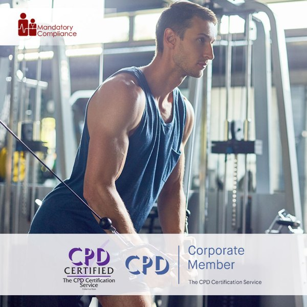 Adult Learning – Physical Skills – Online Training Course – CPDUK Accredited – Mandatory Compliance UK –