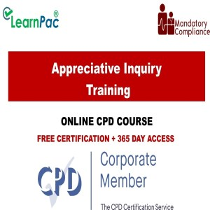 Appreciative Inquiry Training - Mandatory Training Group UK -