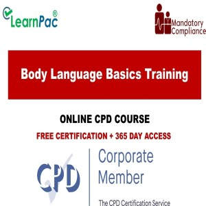 Body language basics training - Mandatory Training Group UK -