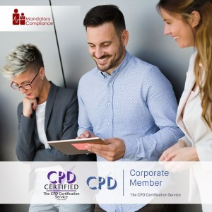 Civility in the Workplace - Online Training Course - CPDUK Accredited - Mandatory Compliance UK -