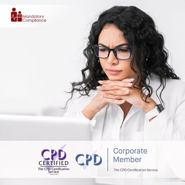 Critical Thinking – Online Training Course – CPDUK Accredited – Mandatory Compliance UK –