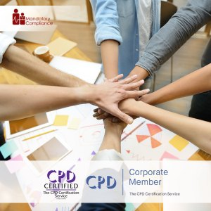Developing Corporate Behaviour - Online Training Course - CPDUK Accredited - Mandatory Compliance UK -