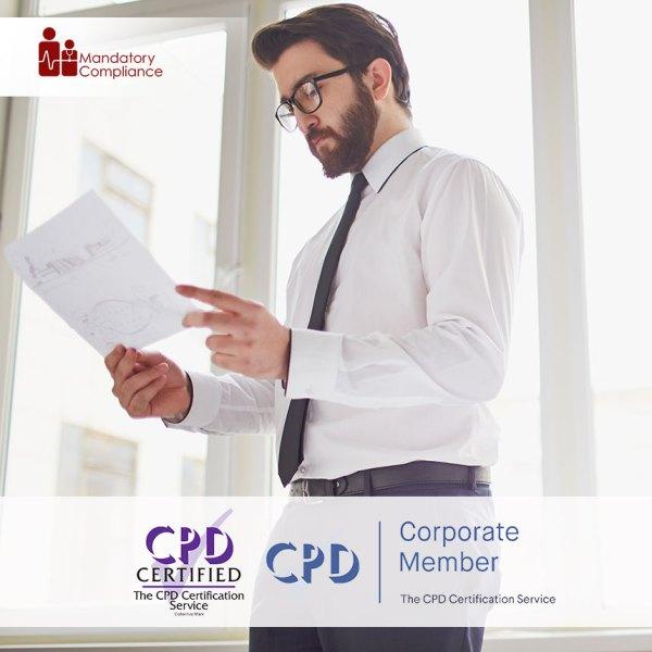 Improving Mindfulness – Online Training Course – CPDUK Accredited – Mandatory Compliance UK –