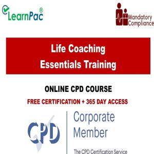 Life Coaching Essentials Training - Mandatory Training Group UK -