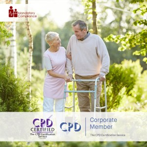 Mandatory Training Courses for Health and Social Care Providers - Online Training Course - CPD Accredited - Mandatory Compliance UK -