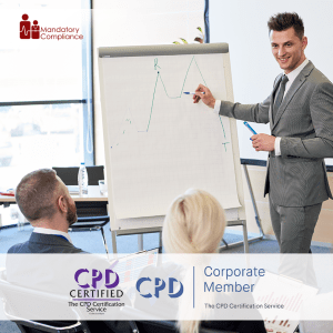 Manager Management Training - Online Training Course - CPD Accredited - Mandatory Compliance UK -
