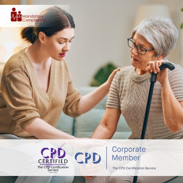 Mandatory Health and Social Care Training Courses – Online Training Course – CPD Accredited – Mandatory Compliance UK –